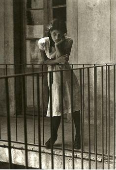 Manuel Álvarez Bravo - Daydreaming, 1931. S)