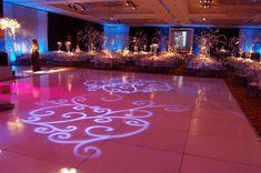 Dance floor idea