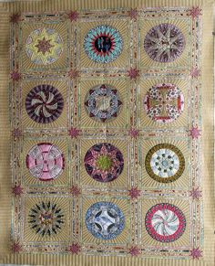 Free quilt patterns and tutorials.
