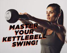 How to Make Your Kettlebell Swing Better and Safer via @menshealthmag