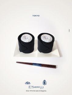 Marinella Ties - Tokyo #ad #print