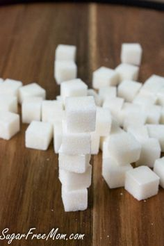 How to Reduce your Sugar Consumption in 5 Steps/ sugarfreemom.com