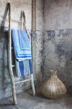 ladder for towels