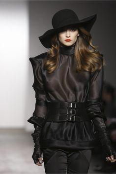 NY Fashion Week #BatomVermelho #Desafio1