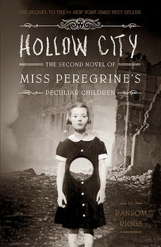 cover books, awesom book, current read, book covers, hollow citi, hollow city, miss peregrine, book cover design, ransom riggs