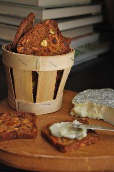 Always Order Dessert: Maple Fruit & Nut Crisps (An Easy Homemade Cracker...