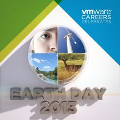 Happy #EarthDay from everyone at #VMware!