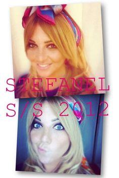 #stefanel foulard mania    You pin, we repin, you win! Stefanel_foulard