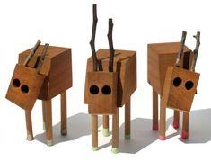 Handmade Wooden Toys by David Budzik