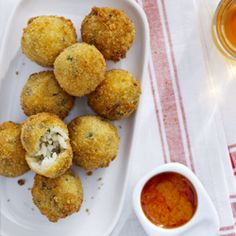 Risotto Balls made with the air fryer, and many more recipes.