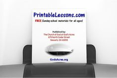 printable lessons