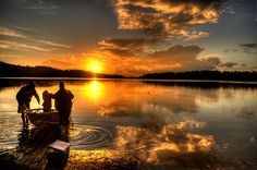Anglers Dawn