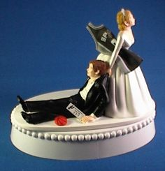 Wedding Cake Toppers on Pinterest | Wedding Cake Toppers ...