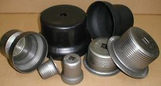 Steel thread protectors
