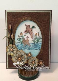 Heartfelt Creations | Mallard Scene