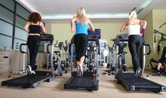 from SHAPE magazine site - interval training for a leaner body