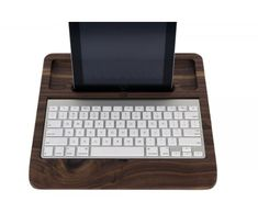 iPad writing desk