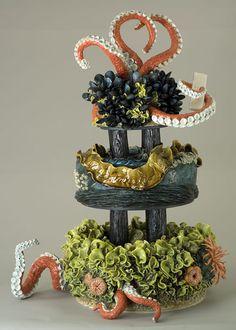 Octopus cake!