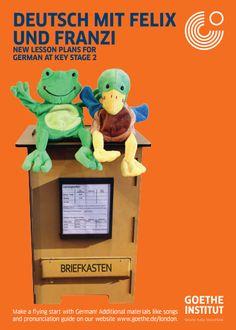 Deutsch mit Felix & Franzi, primary German resources from the Goethe-Institut.