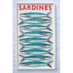 Sardine Box