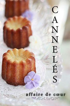 La Table De Nana: Can you Cannelé?