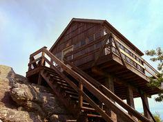 Hanging Rock Observatory by visitwv, via Flickr