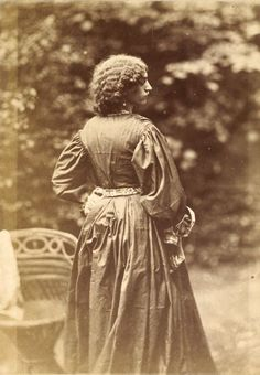 John Robert Parsons : Jane Morris 1865