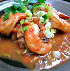 """Homemade Shrimp Creole From Scratch (Recipe) - This recipe contains what Cajuns call the """"holy trinity"""" - celery, bell peppers and onions."""