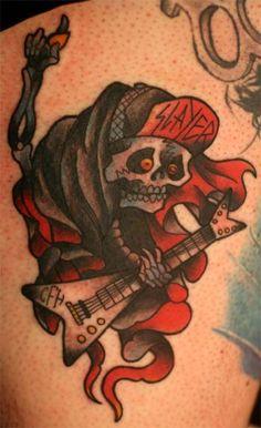 guitar tattoos on pinterest guitar tattoo guitar and les paul. Black Bedroom Furniture Sets. Home Design Ideas