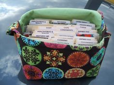 Mega coupon organizer for mega couponers! $18
