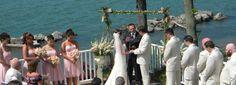 Lakehouse Inn & Winery Lake Erie Ohio Wedding, Ohio Outdoor Wedding