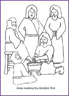 How To Draw D His Disciples