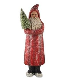 Bayberry Cove - Red Belsnickle Santa � Large, $57.58 (http://bayberrycove.com/red-belsnickle-santa)