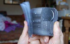 Moon flip-book