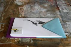Seaside Birds Letter Writing Set - Illustrated Writing Paper - Hannah Longmuir