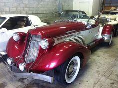 1936 Auburn Speedster Reproduction