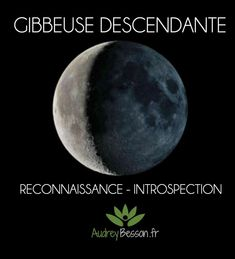 lune gibbeuse descen