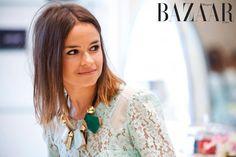 necklace miroslava bazaar