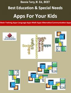 """Best Education & Special Needs APPS For Your Kids"""