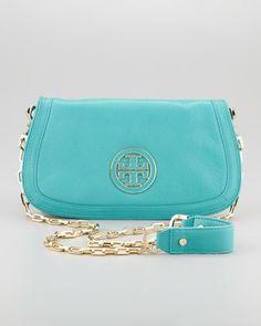 Tiffany blue tory burch bag
