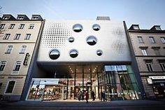 LOVE architecture and urbanism designed the 'Lentia City' in Linz, Austria.