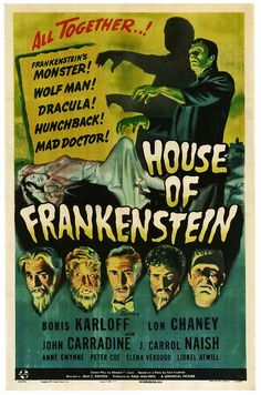 House Of Frankenstei