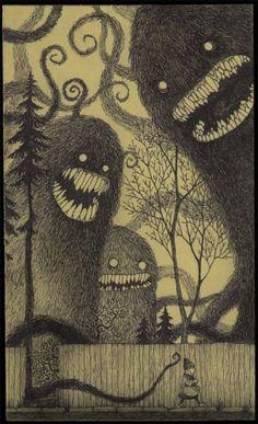 #monster #illustration