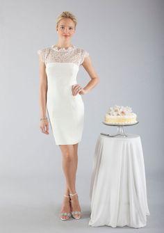 Felicity Cake Dress by Nicole Miller