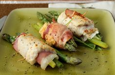 Taste Your Life - culinary blog: rolls with asparagus.