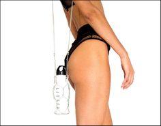 CHAIN WATER BOTTLE BAG- A must have for summer!!