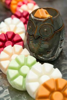 New warmer and amazing melts  www.partylite.biz/talisabanks scentglow warmer, partylit, fall stuff, owl scent, sage owl, candl, families, owls, halloween