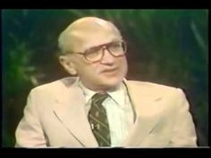 Milton Friedman on Bailouts (+playlist)