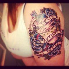 #coffee #tattoo