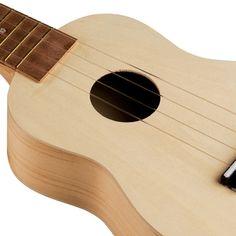 Wooden Ukulele Kit | Musical Crafts | Uluele for Kids | Imagination Toys